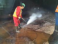 Зачистка резервуаров от мазута и других нефтепродуктов с гарантией и использованием специальных химических мою