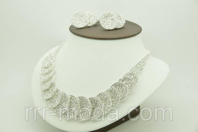 Добавлены новые модели комплектов свадебных украшений