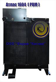 """Радиатор для экскаватора """"Атлас 1604"""""""