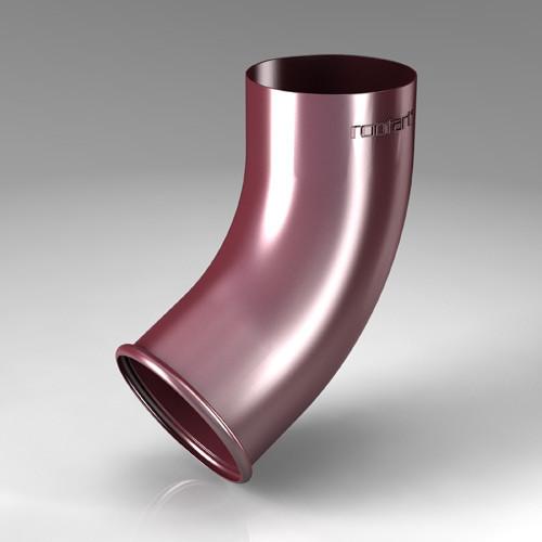 Сливное колено CE  Roofart Scandic Prelaq 125 мм