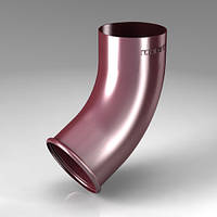 Сливное колено CE  Roofart Scandic Prelaq  150 мм