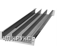Короб прямой плоский серии ККБ-ПО, ККБ-3ПО
