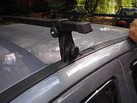 Багажник на крышу Mitsubishi Galant / Митсубиши Галант на штатные места 1988-1992 г.в. 4/5 - дверная