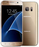 "Китайский смартфон  Samsung Galaxy S7+,5,5"",4х ядерный, недорого.Стекло+чехол., фото 1"