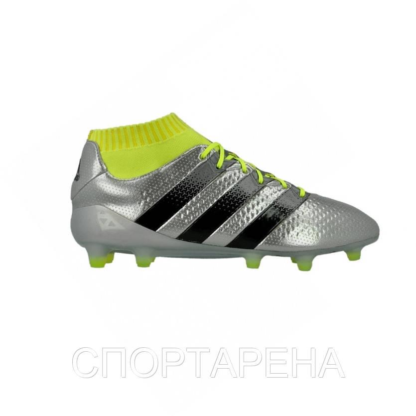 Por reembolso guardarropa  Профессиональные футбольные бутсы Adidas ACE 16.1 Primeknit FG/AG S76469,  цена 2 500 грн., купить в Днепре — Prom.ua (ID#297335252)