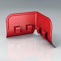 Переливозадержатель PP Roofart Scandic Prelaq  150 мм
