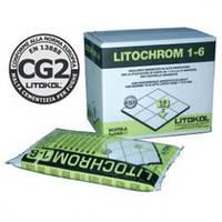 LITOCHROM 1-6 Litikol Цементная затирка для швов до 2мм