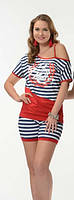 Комплект шорты+майка LOLITAM 10468