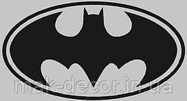 Виниловая наклейка на авто - Batman