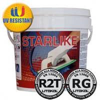 Litokol STARLIKE - двухкомпонентная затирка для швов шириной от 1 до 15 мм.