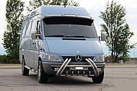 "Кенгурятник "" Ноздри"" Mercedes Sprinter W901"