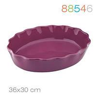 88546 Форма Lilla для выпечки овальная 36/30 см. Granchio