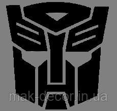 Виниловая наклейка Transformers