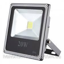 Прожектор светодиодный 20 вт Эко