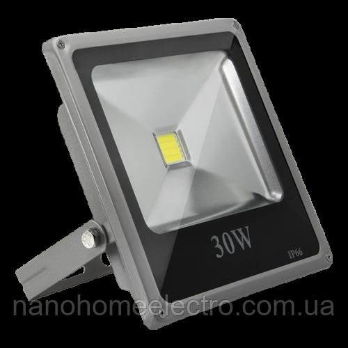 Прожектор 30 вт LED 6000K