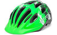Велошлем подростковый Giro Flurry II светлый/зелёный, Uni (50-57) (GT)