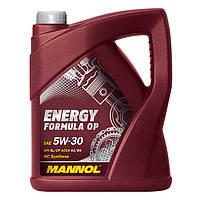 Моторное масло MANNOL Energy Formula OP 5W-30 20л