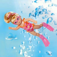 Интерактивная кукла BABY BORN плавающая