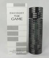 Davidoff The Game Men Intense Тестер edt 100 ml. m оригинал