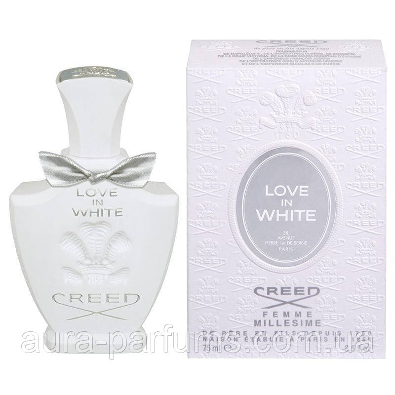 Creed Love in White  edp 75 ml. w оригинал