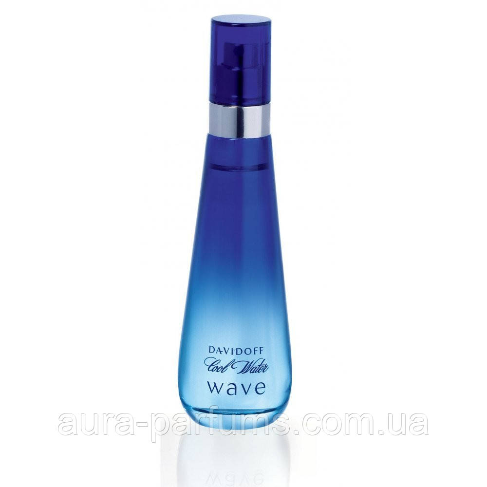Davidoff Cool Water Wave  edt 100 ml. w  оригинал Тестер