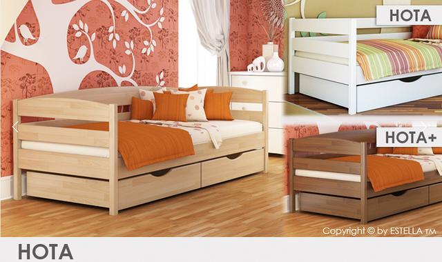 Кровать Нота Полюс в ассортименте.