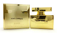 Dolce & Gabbana The One Gold edp 50ml w оригинал Limited Edition