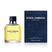 Dolce & Gabbana D&G Pour Homme  edt 75 ml.m оригинал