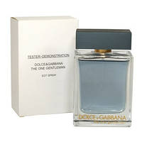 Dolce & Gabbana The One Gentleman edt 100ml m оригинал Тестер