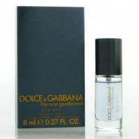 Dolce & Gabbana The One Gentleman Mini 8 ml. m edt  оригинал