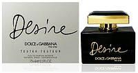 Dolce & Gabbana The One Desire  Тестер 75 ml. w edp  оригинал