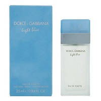 Dolce & Gabbana Light Blue  edt 25 ml. w оригинал