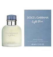 Dolce & Gabbana Light Blue Pour Homme  edt 40 ml.m оригинал