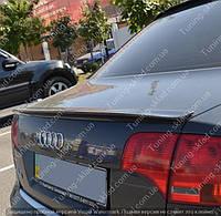 Спойлер Audi A4 B6 (спойлер на крышку багажника Ауди А4 Б6)
