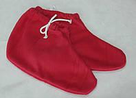Носочки флис (пара) для парафинотерапии