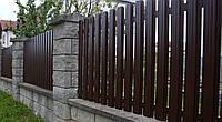 Штакет-Стандарт 2.5 м. х 1.8 м.