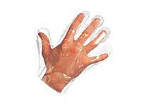 Полиэтиленовые перчатки 100 шт