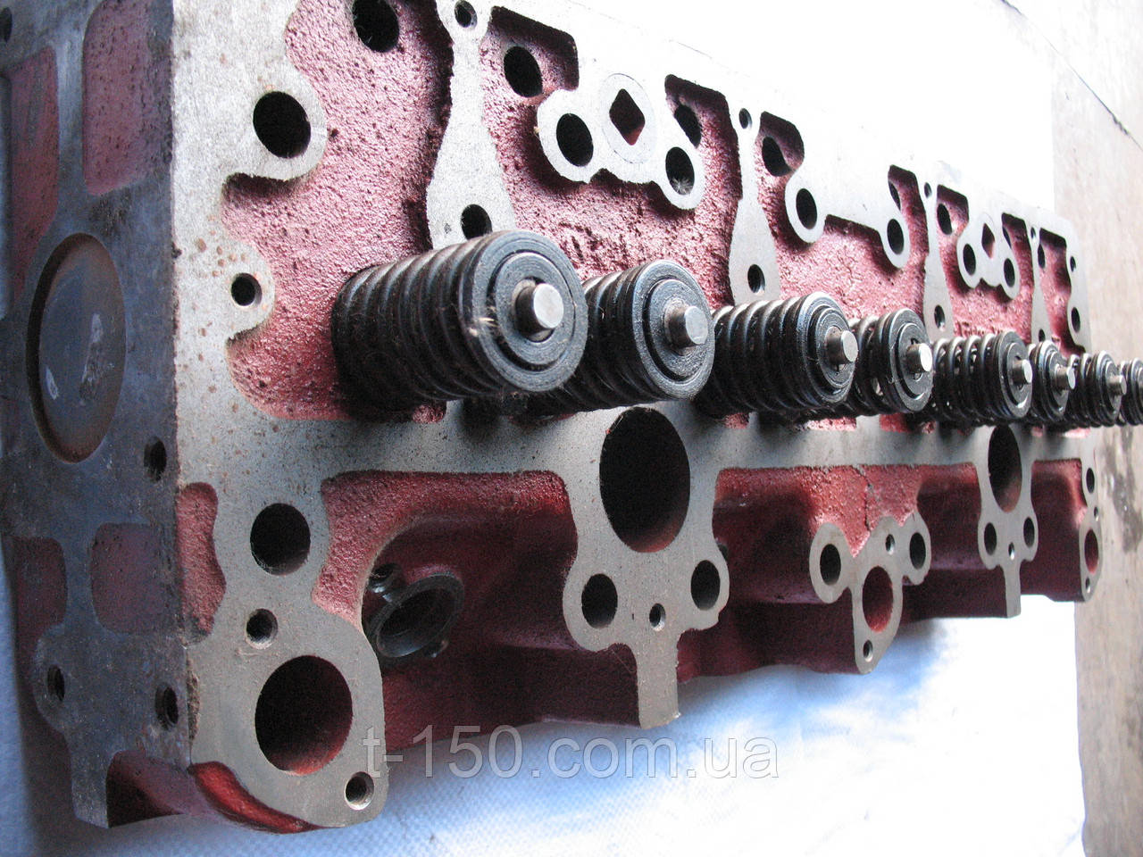 Головка блока цилиндров СМД-18, ремонтная, (23-06с9)