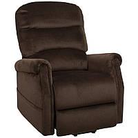 Подъемное кресло с двумя моторами EDE (коричневое) OSD-EDE AD05-1LD