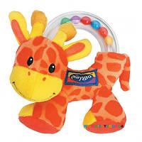 Погремушка Жираф Playgro 0110492
