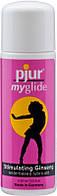 Pjur Возбуждающая смазка на водной основе pjur my glide 30 мл | Секс шоп - интим магазин Импери.
