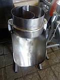 Овощерезка шинковка капусты  промышленная SZ-40 (Польша) 220/380V, фото 8