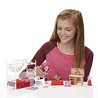Набір для спальні піжамна вечірка My Little Pony Equestria Girls Minis Pinkie Pie Slumber Party Bedroom