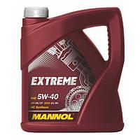 Моторное масло MANNOL Extreme 5W-40 208л