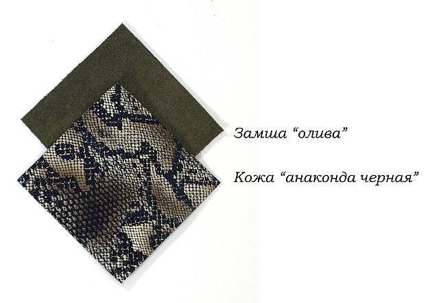 Змеиные, леопардовые принты.