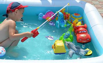 Скоро лето, пора выбирать надувные бассейны.