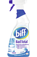 Biff Bad Total Ocean - Моющее средство для ванны и туалета со свежим ароматом, 750 мл