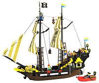 Конструктор Брик Brick 307 Пиратский корабль