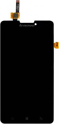 Модуль LENOVO P780 (оригинал) дисплей экран, сенсор тач скрин для телефона смартфона, фото 2