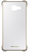 Чехол для Samsung Galaxy A3 (A310 2016) - Samsung Clear Cover, прозрачный (EF-QA310CSEGRU)